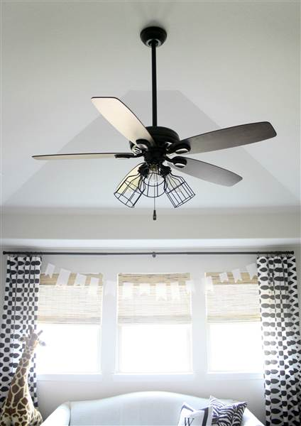 Ceiling Fan Light Covers With 2 Holes :